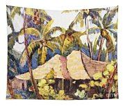 Shirley Russell Art Tapestry