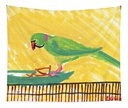 Shirley's Bird Tapestry