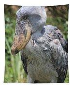 Shoebill Stork Tapestry
