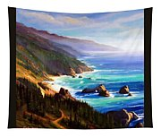 Shore Trail Tapestry