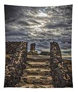Shrine To Drowned Fishermen Tapestry