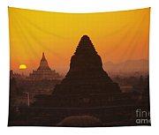 Shwesandaw Paya Temples Tapestry