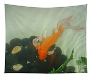 Siamese Fighting Fish 1 Tapestry