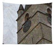 Sibiu Clock Tower Tapestry
