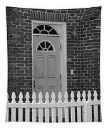 Side Door Tapestry