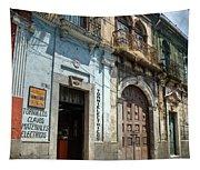 Side Street Homes Antiqua Guatemala 3 Tapestry
