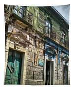 Side Street Homes Antiqua Guatemala 5 Tapestry