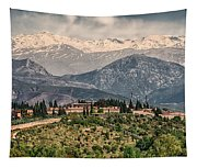Sierra Nevada View Tapestry