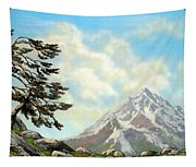 Sierra Warriors Tapestry