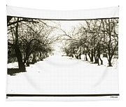 Silenced By The Snow Tapestry