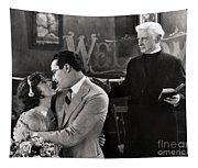 Silent Film Still: Wedding Tapestry
