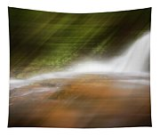 Silky Magic Dreamscape  Tapestry