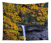 Silver Falls State Park Oregon Tapestry