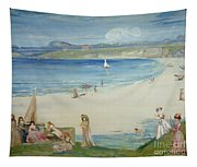 Silver Sands Tapestry