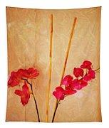 Simple Floral Arrangement  Tapestry