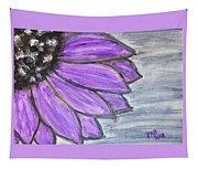 Simple Purple  Tapestry