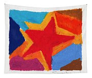 Simple Star Tapestry