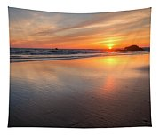 Simply Sunset Tapestry
