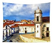 Sines Portugal Tapestry