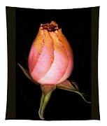 single Rose Tapestry