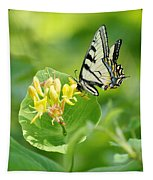 Sipping Swallowtail Tapestry