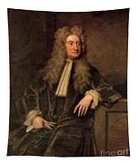 Sir Isaac Newton  Tapestry