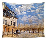 Sisley: Flood, 1876 Tapestry