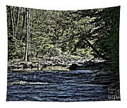 Six Mile Creek Ithaca Ny Tapestry
