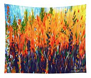 Sizzlescape Tapestry