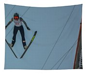 Ski Jumper 2 Tapestry