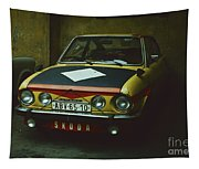 Skoda 110r Coupe Tapestry