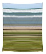 Sky Water Earth Grass Tapestry