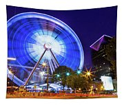 Skyview Atlanta Tapestry