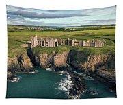 Slains Castle Tapestry