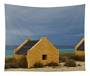 Slave Huts Tapestry