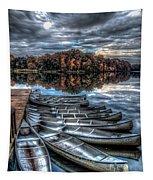 Sleep Canoes Warrenton Va 2012 Tapestry
