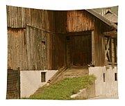 Slovenian Barn Tapestry