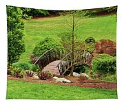 Small Arched Bridge Tapestry
