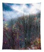 Smokey Mountain Ridge Tapestry