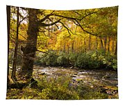 Smoky Autumn Tapestry