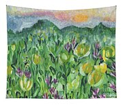 Smoky Mountain Dreamin Tapestry
