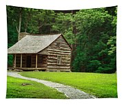 Smoky Mountain Living Tapestry