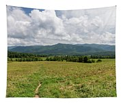 Smoky Mountains Cades Cove 1 Tapestry