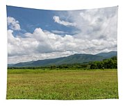 Smoky Mountains Cades Cove 2 Tapestry