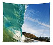 Smooth Wave - Makena Tapestry