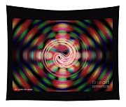 Snake Pit Abstract Tapestry