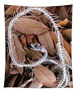 Snake Skeleton Tapestry