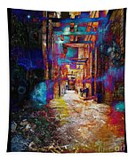 Snickelway Of Light Tapestry