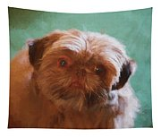 Snicker Doodle 852 -  Painting Tapestry