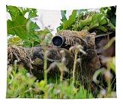 Sniper Tapestry